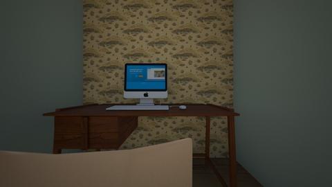 dream office - Office - by arcoakley