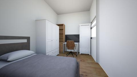 Th e room - Office  - by anshu9004