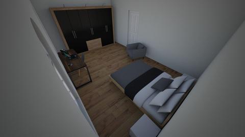 huis van nathalie flahaut - Bedroom  - by ANGELOTUMMINO