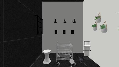 my utopia - Bathroom  - by mari11