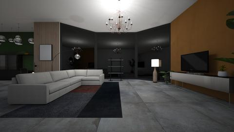 voila - Eclectic - Living room  - by yarno