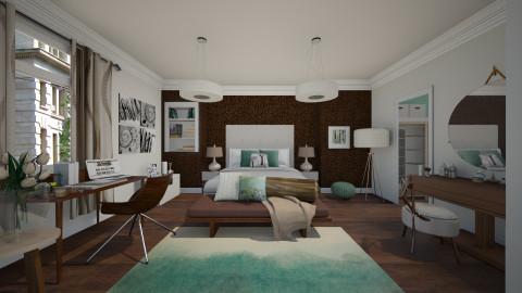 carries bedroom - Bedroom  - by miadesign