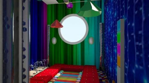 Nakagi Capsule Room 2 - Kids room  - by 80monkey
