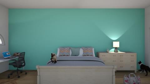 eliow1s bedroom - Modern - Bedroom  - by eliow1