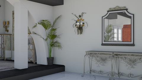 Living room - by juliafa
