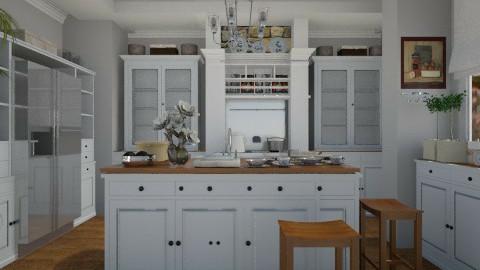 kaq - Kitchen  - by annasig