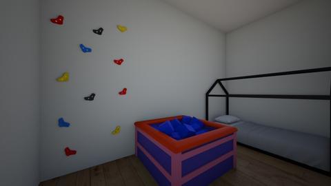 moomoo - Kids room  - by Akisak95x