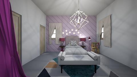 KID GIRL - Classic - Bedroom - by ZARYAHKATAHIE12