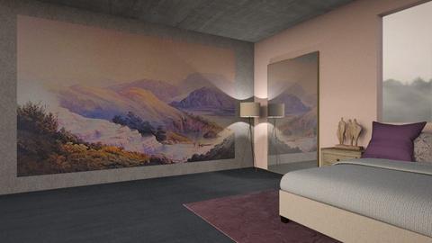 bed - Bedroom  - by nasiha