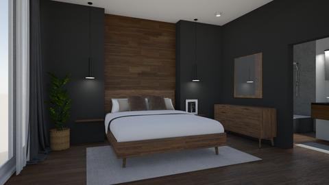 bedroom - Bedroom - by nabilacandra