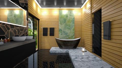 Viz - Bathroom  - by yonvie