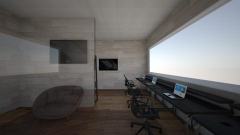 Sykes Office - by LuisKCoet
