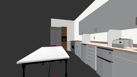 keegster - Kitchen  - by FACSEMS