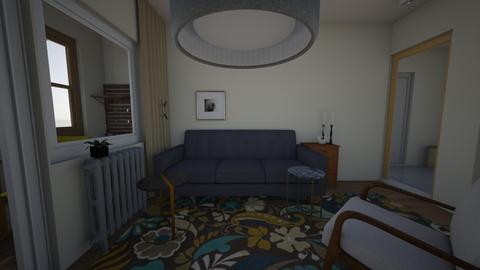 July2020 - Living room  - by Julia Nick