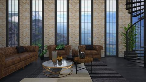 vintage LVGRM - Living room  - by Miss MH