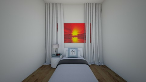 Light Room - Bedroom - by Anonymus