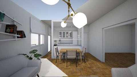 magdykuchnia16_d - Living room  - by agasemrau