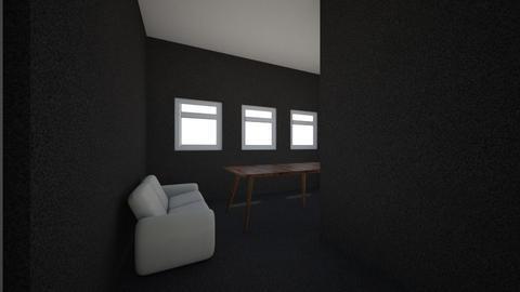 1st Layout - Kitchen  - by jshalegria