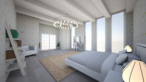 master bedroom - Bedroom - by _DESIGNER_com_