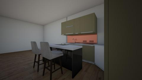 kitchen - Modern - by Lynnvb