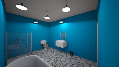 tes 1 - Modern - Bathroom  - by fahrezi17