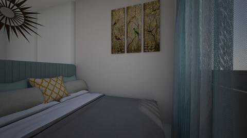 garzon1 halo - Modern - Bedroom  - by furjespalotaslena