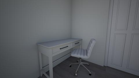 college appartment iowa - Bedroom - by erin_noelle06