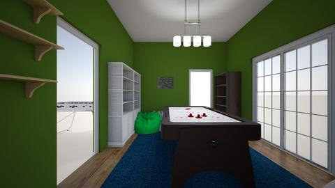 play room to game room - Kids room  - by maddy100