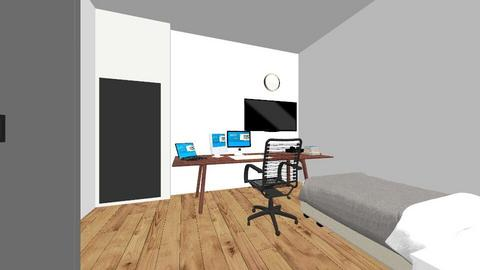 first one - Bedroom  - by amitziv