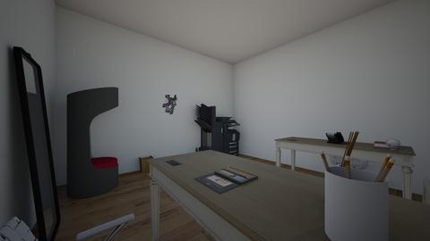 fatma_33 - Vintage - Office  - by faatima9