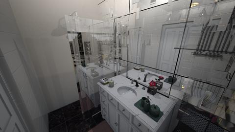 Sylwia i Tomek 5 - Bathroom  - by Joanna88