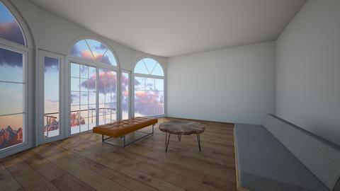 Grand Tetons - Living room - by marac137
