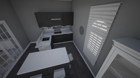 een muur idee - Kitchen - by ANGELOTUMMINO