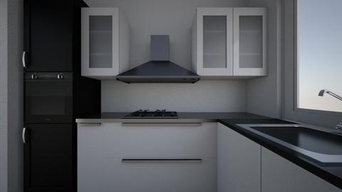 kit 6 - Kitchen - by ishan1