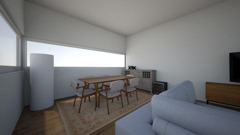 sam aot - Living room  - by sweetskate423
