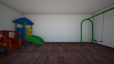 SOF T PLAYT - Kids room  - by kiwiwastaken