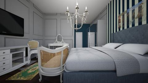 Tagroba 4 - Bedroom  - by zahretelwady