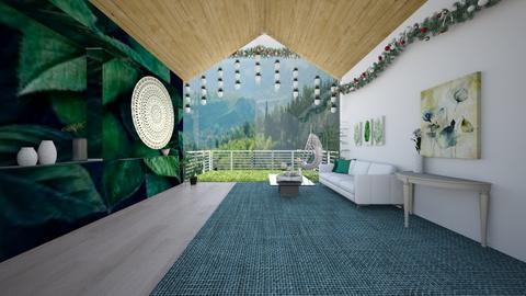 green  - by nihalruttala