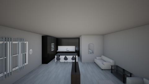 odam - Living room  - by eyltyf