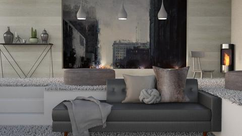 blurred living - Living room  - by mehl