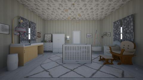 neutral nursery - Kids room - by crystalg98