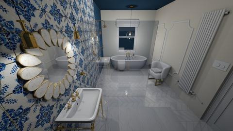dk bathroom 3 - Bathroom - by dkus
