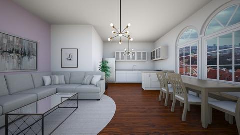 N - Classic - Living room  - by Twerka
