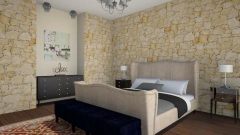 HoC bedroom - by CeliGP