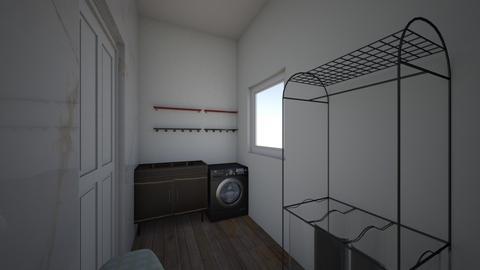 aga  rafi house 2 - Bathroom  - by agalebek