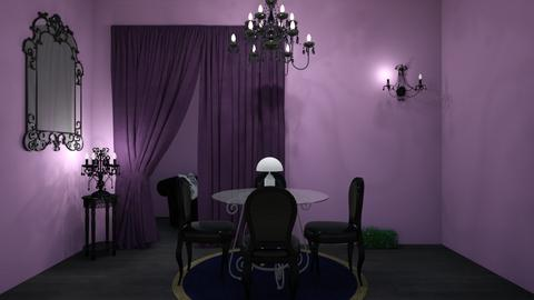 seance room - by Siraademented1309