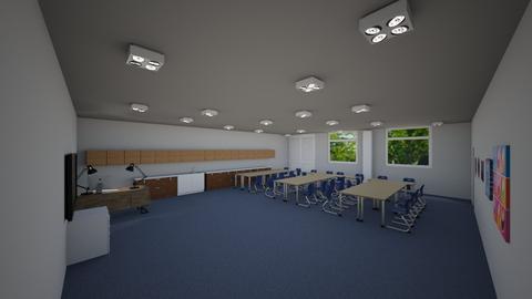 My real life classroom - by Its hamzah