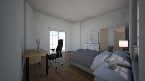 yazmiene garcia - Bedroom  - by FACSEMS