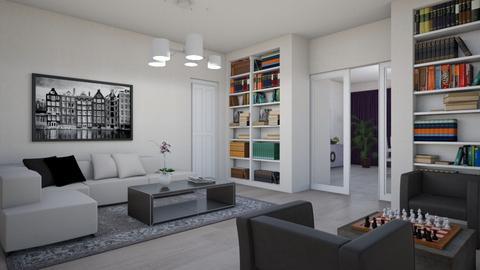 In Holland Staat Een Huis - Eclectic - Living room  - by Theadora