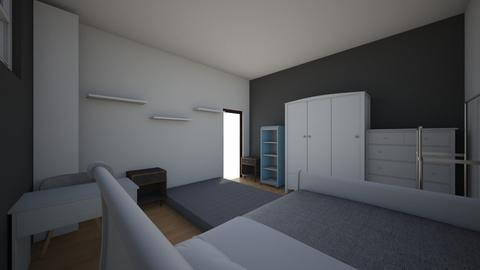My room after  - Bedroom  - by kaceal